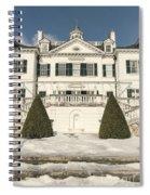The Mount Edith Warton Estate Lenox Ma Spiral Notebook