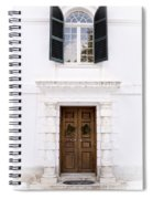 The Mount Lenox Ma Spiral Notebook