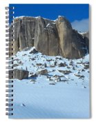 The Mountain Citadel Spiral Notebook