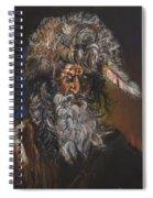 The Mountain Man Spiral Notebook