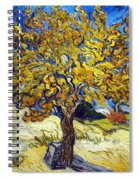 The Mulberry Tree Spiral Notebook