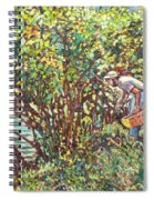 The Mushroom Picker Spiral Notebook