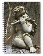 The Musician 02 Spiral Notebook