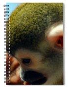 The Nail Biter Spiral Notebook