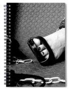 The Naughty Corner Spiral Notebook
