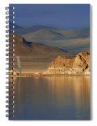 The Needles Spiral Notebook