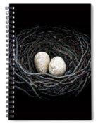 The Nest Spiral Notebook