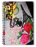 The New Love Story Birthday Spiral Notebook
