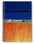 The Next Big Wave Spiral Notebook