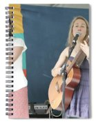 The Nields Spiral Notebook