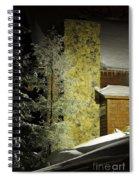 The Night Light Spiral Notebook