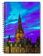 The Night Of The Thousand Spells Spiral Notebook