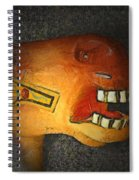 The Nightmare Spiral Notebook