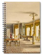 The North Drawing Room, Or Music Room Spiral Notebook