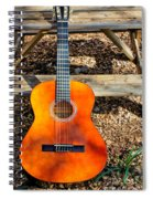 The Not So Old Guitar Spiral Notebook