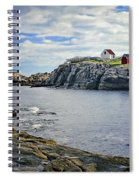 The Nubble Spiral Notebook