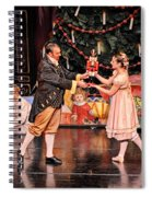The Nutcracker Spiral Notebook