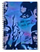 The Nyc Side Spiral Notebook