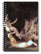 The Nymphaeum Spiral Notebook
