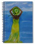 The Oceans Beauty Spiral Notebook