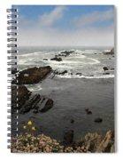 The Ocean's Call Spiral Notebook