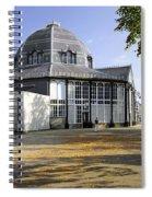 The Octagon - Buxton Pavilion Gardens Spiral Notebook