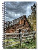 The Ol' Barn Spiral Notebook