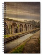 The Old Aqueduct Spiral Notebook