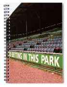 The Old Ballpark 3 Spiral Notebook