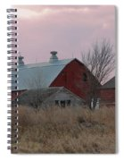 The Old Barns Spiral Notebook