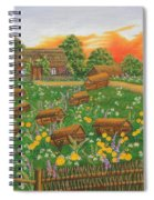 The Old Beekeeping Museum Spiral Notebook