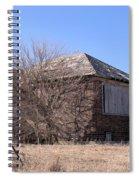 The Old Brick School Spiral Notebook