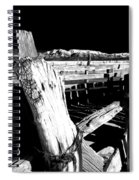 The Old Corral Spiral Notebook