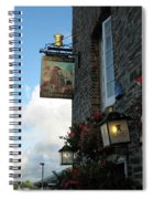 The Old Custom House Spiral Notebook