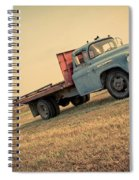 The Old Farm Truck Spiral Notebook