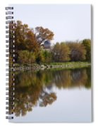 The Old Fishing Hole  Spiral Notebook