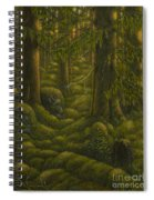 The Old Forest Spiral Notebook
