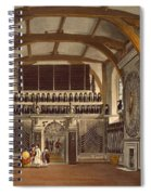 The Old Guard Chamber, The Round Tower Spiral Notebook