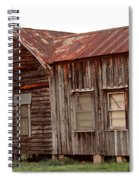 The Old Homeplace Spiral Notebook