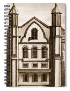The Old House Of Commons Spiral Notebook
