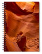 The Old Man Of The Canyons Spiral Notebook