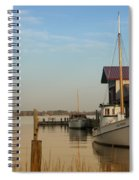 The Old Point - St Michaels  Spiral Notebook