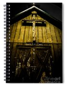 The Old Rugged Cross Spiral Notebook