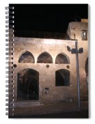 The Old Saraya And Soap Factory Spiral Notebook
