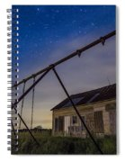 The Old Schoolhouse Spiral Notebook