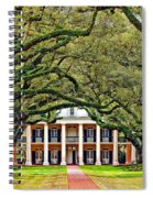 The Old South Spiral Notebook
