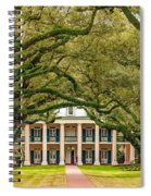 The Old South Version 2 Spiral Notebook