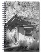 The Old Spring House Spiral Notebook