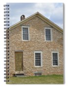 The Old Stone House Spiral Notebook