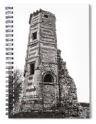 The Old Tower Spiral Notebook